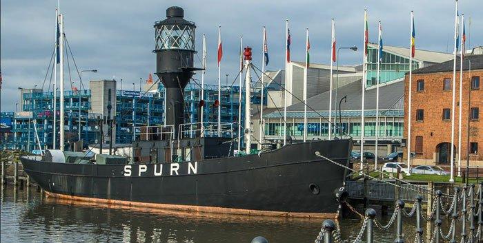 Spurn Boat